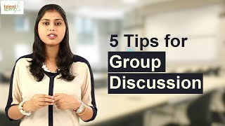 Download 5 tips for Group Discussion || IT Careers Video