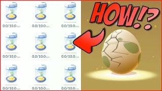 Download Pokemon Go - ALL 10 KM EGG HATCH - ULTRA RARE EGG HATCHING - How to get 10 Km Eggs Video