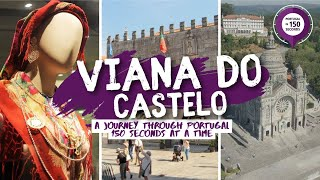 Download Portugal in 150 Seconds: Cities & Villages - Viana do Castelo Video