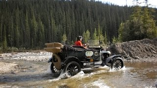 Download Around the World in a Ford Model T Video