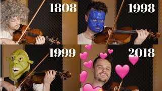 Download Evolution of Meme Music - PART 2 | (1808-2018) Video