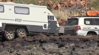 Download XT17T Extreme Offroad Hybrid Caravan Video