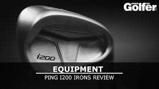 Download Ping i200 irons review - First hit Video