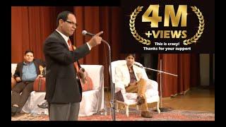 Download 10. Sampat Saral – Hamari Association Mushaira 2014 - 720p HD – Dubai 2014 Video