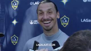 Download Goal 500 or the LAFC stunner? Which goal is Zlatan Ibrahimovic's favorite with the LA Galaxy Video
