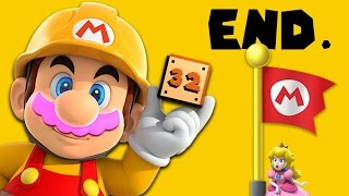 Download THE FINAL FLAG!   Mario Maker #32 Video