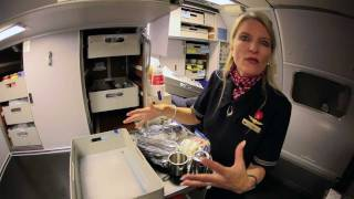 Download Cockpit Chronicles: Behind the scenes with a flight attendant — Crew Meals Video