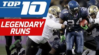 Download Top 10 Legendary Runs | NFL Films Video