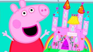 Download Peppa Pig English Episodes | Peppa's Magical Castle! | Back to School 2018 Special | #PeppaPig Video