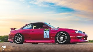 Download Very different 240SX mod, can you figure out what he did? Video