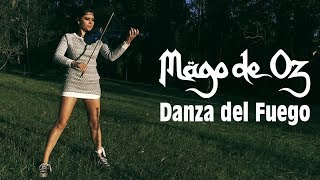Download DANZA DEL FUEGO (Mago de Oz) 💿en VIOLÍN ELÉCTRICO!! Video