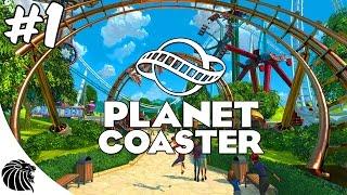 Download PLANET COASTER - O NOSSO PRIMEIRO PARQUE #1 Video