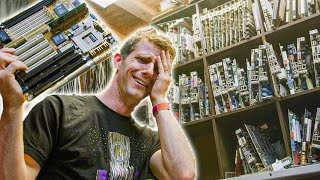 Download This guy has a PROBLEM - Tech Hoarders Video