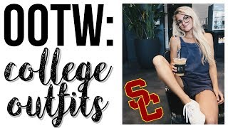 Download College OOTW: Outfit Ideas for Class! (with glasses) Video