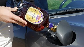 Download What Happens If You Fill Up a Car with Alcohol? Video