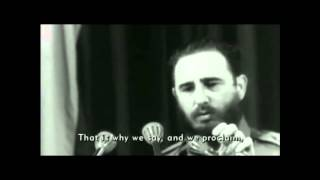 Download Fidel Castro speech in 1966 Video