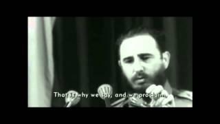 Download Fidel Castro speech in 1966 Video