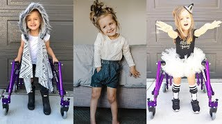 Download Meet The Instagram Star With Cerebral Palsy | BORN DIFFERENT Video