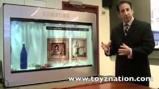 Download Samsung Transparent LCD.m4v Video