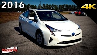 Download 2016 2017 Toyota Prius Four - Ultimate In-Depth Look in 4K Video