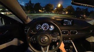 Download 2017 Mazda CX-5 Grand Touring FWD - POV Night Drive Video