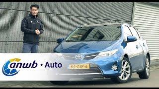Download Toyota Auris Hybrid autotest - ANWB Auto Video