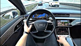 Download The New Audi A8 2019 Test Drive Video