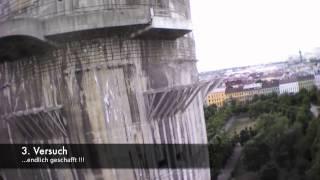 Download AR.Drone 2.0 - Flakturm Augarten Video