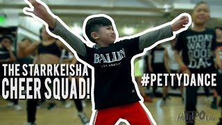 Download The Starrkeisha Cheer Squad - ″The Petty Song″ | Phil Wright Choreography | Ig: @phil wright Video