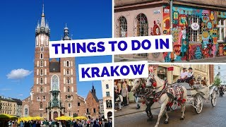 Download 20 Things to do in Kraków, Poland Travel Guide Video