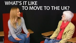 Download What's it like to move to the UK? Video