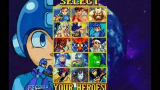 Download Todos los Secretos de MARVEL vs CAPCOM Clash of Super Heroes Video