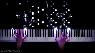 Download Ludovico Einaudi - Nuvole Bianche (PianoFX Cover) Video