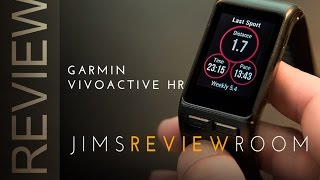 Download Garmin Vivoactive HR - HEART TESTS + REVIEW Video