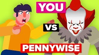Download YOU Vs PENNYWISE - How Can You Defeat and Survive It? (IT Movie) Video
