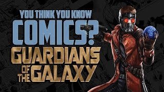 Download Guardians of the Galaxy - You Think You Know Comics? Video