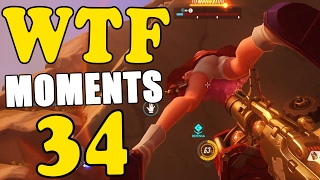 Download Overwatch WTF Moments Ep.34 Video
