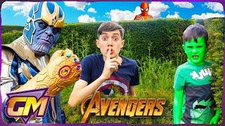 Download Avengers Kids Hide and Seek!! Video