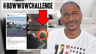 Download The Internet ROASTS Bow Wow for LYING On Instagram! #BowWowChallenge Video