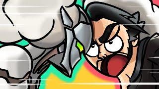 Download Genji VS Hanzo: Cooking Duel [Overwatch Animation] Video