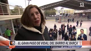 Download Del barrio al Barça: El gran paso de Arturo Vidal Video