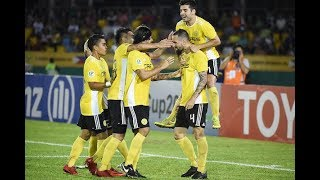 Download Ceres Negros 4-2 Yangon United FC (AFC Cup 2018 ASEAN Zone Semi-Final: First Leg) Video