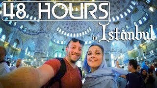 Download 48 Hours in Istanbul 2019: Baklava, Boats and Stunning Sunsets Video