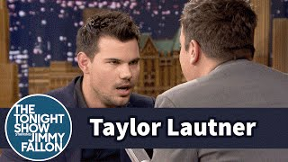 Download Taylor Lautner Teaches Jimmy the Milky Cow Game Video