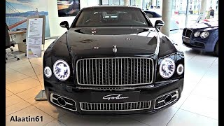 Download Bentley Mulsanne 2018 NEW FULL Review Interior Exterior Infotainment Video