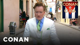 Download ″Conan In Cuba″ Open - CONAN on TBS Video