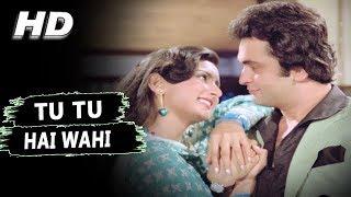 Download Tu Tu Hai Wahi (Original Version) Kishore Kumar, Asha Bhosle | Yeh Vaada Raha Songs | Poonam Dhillon Video