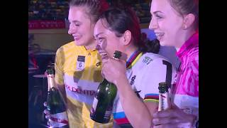Download Sarah Lee Delights Home Fans at Pruride Six Day Hong Kong (2019) Video