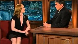 Download Evan Rachel Wood on Craig Ferguson - 07.07.2009 Video