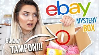 Download OPENING EBAY MYSTERY BOXES! ... WHY ME!? I'M SHOOK! 😭 Video